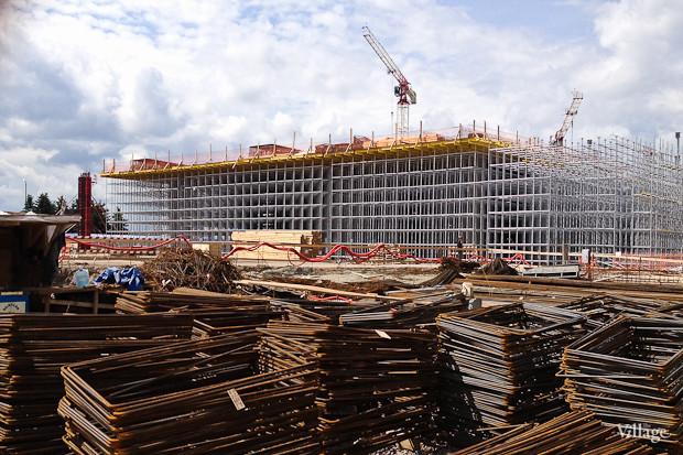 Фоторепортаж: Каким будет новый терминал Пулкова. Изображение № 8.