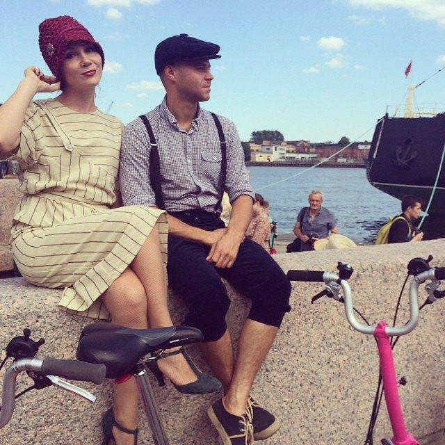 Твидовый велопробег вснимках Instagram . Изображение № 12.
