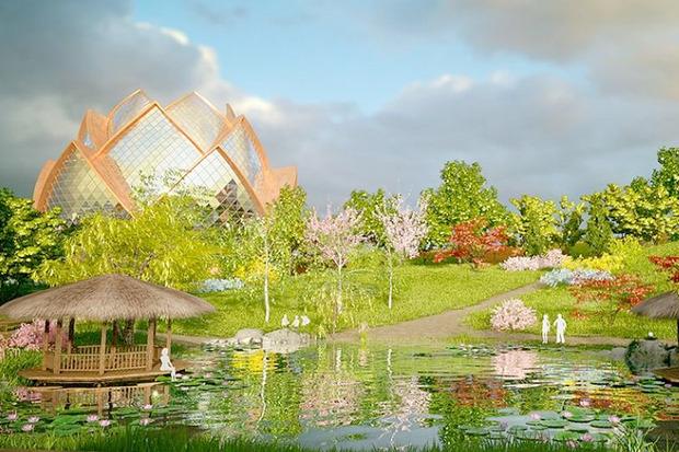 Иностранный опыт: 8 фантастических городских проектов. Изображение № 28.