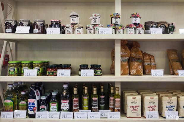 Первый магазин фермерской сети «Гирлянда» открылся на Петроградской . Изображение № 6.