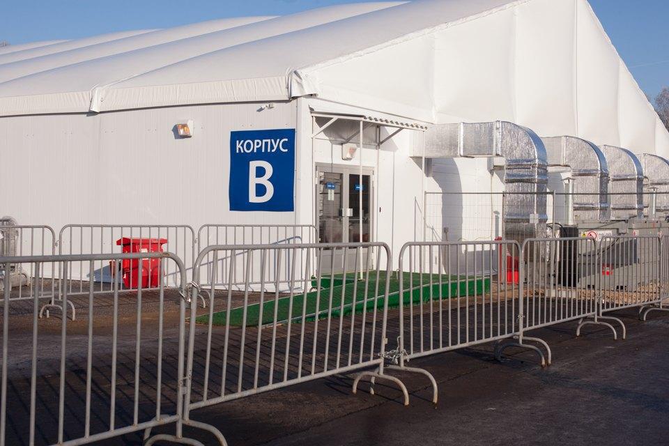 Без клетки: Как устроен единый миграционный центр вНовойМоскве . Изображение № 2.