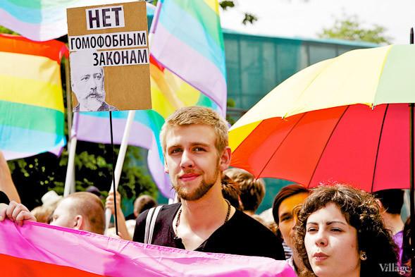 Фоторепортаж: «Марш миллионов». Изображение № 19.