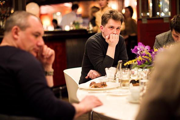 Разговоры на ужине: Эмиграция. Изображение № 23.