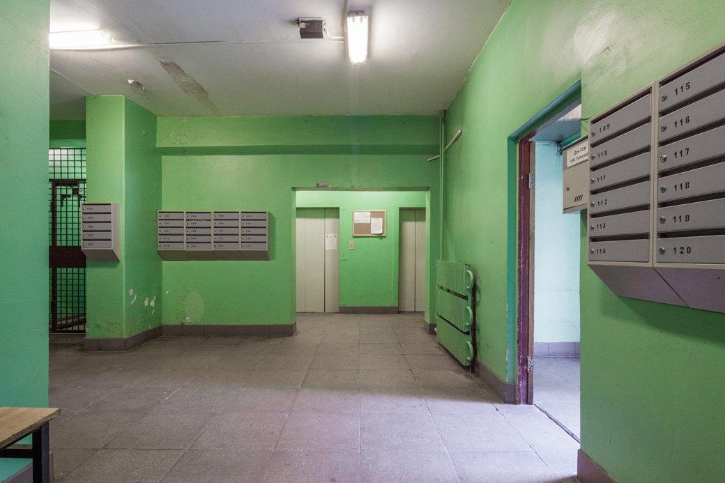 Я живу в «Доме атомщиков» на «Тульской». Изображение № 9.