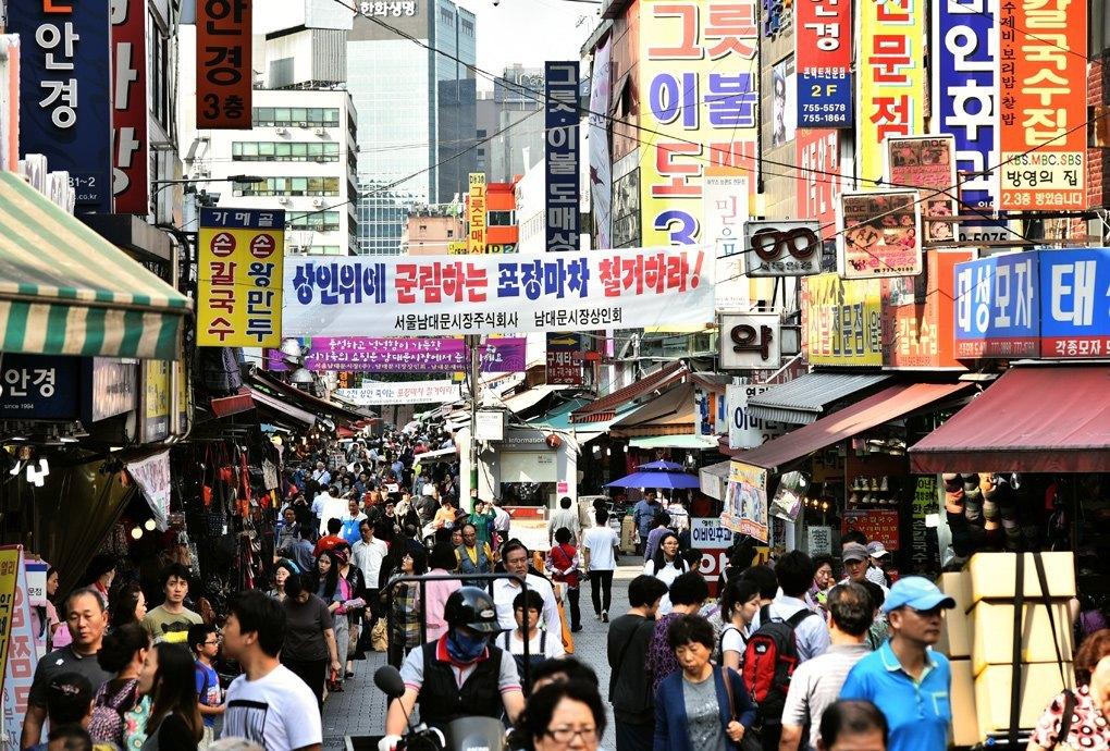 Три путеводителя по Корее на все случаи жизни. Изображение № 39.
