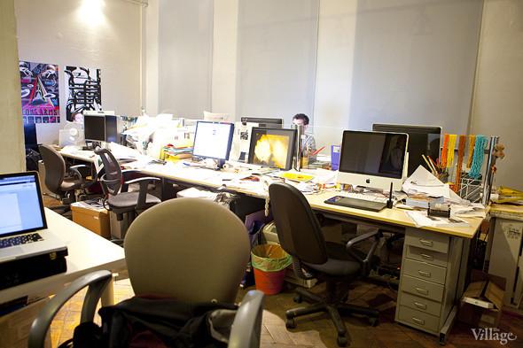 Офис недели (Москва): Ostengruppe и Zoloto. Изображение № 16.