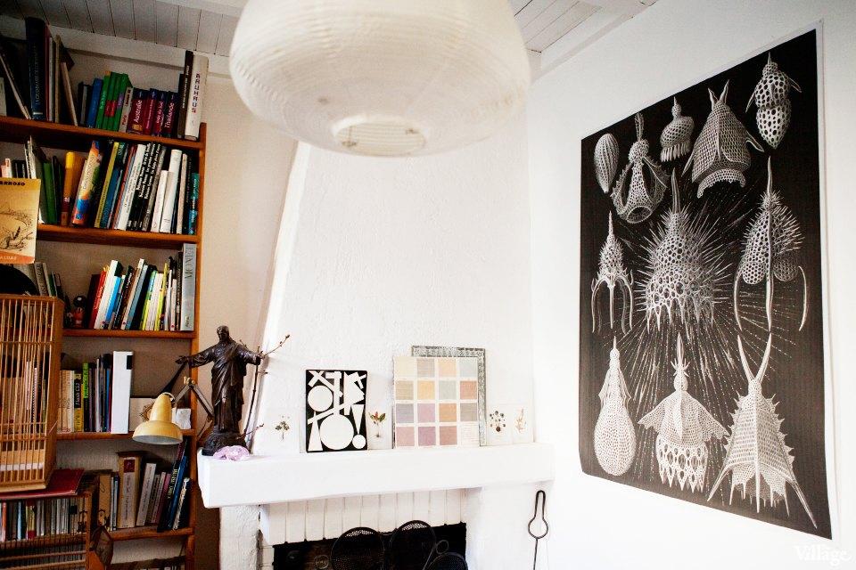 Квартиры мира (Париж): Дом в районе Монтрёй. Изображение №16.