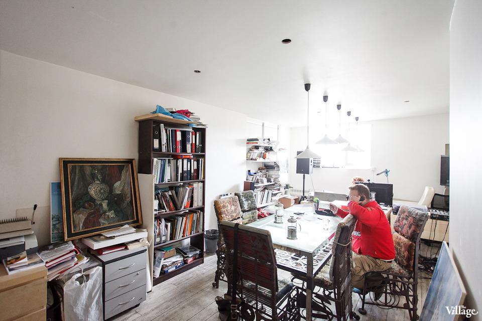 Офис недели (Петербург): Архитектурное бюро Ивана Полякова. Изображение №2.