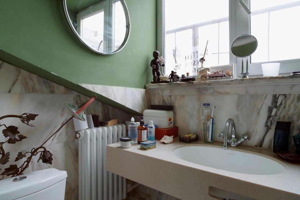 Жилая мастерская фотографа на чердаке старого дома. Изображение № 14.