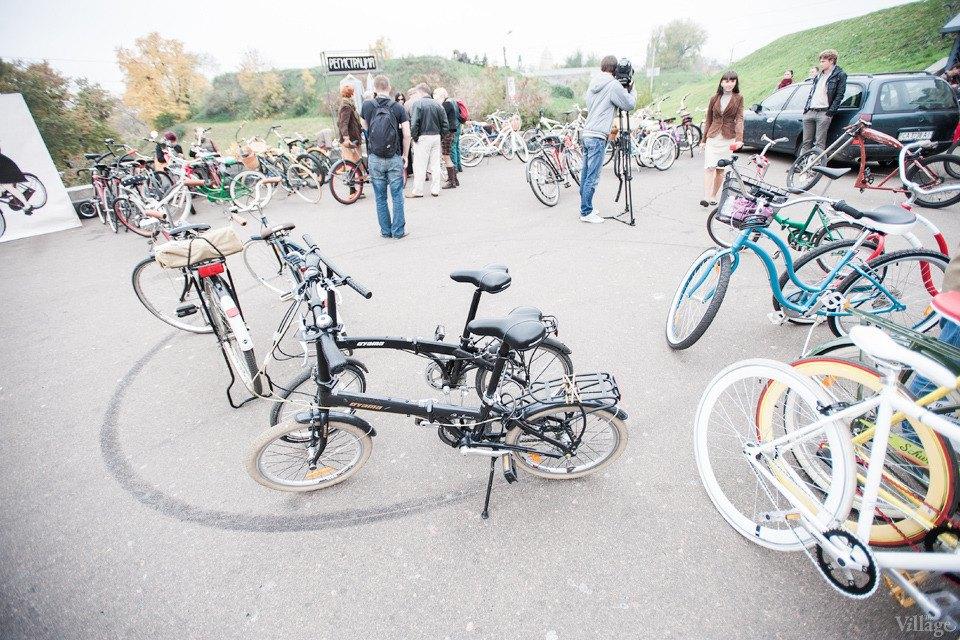 Second Time: В Киеве прошёл второй велокруиз в стиле ретро. Изображение № 16.