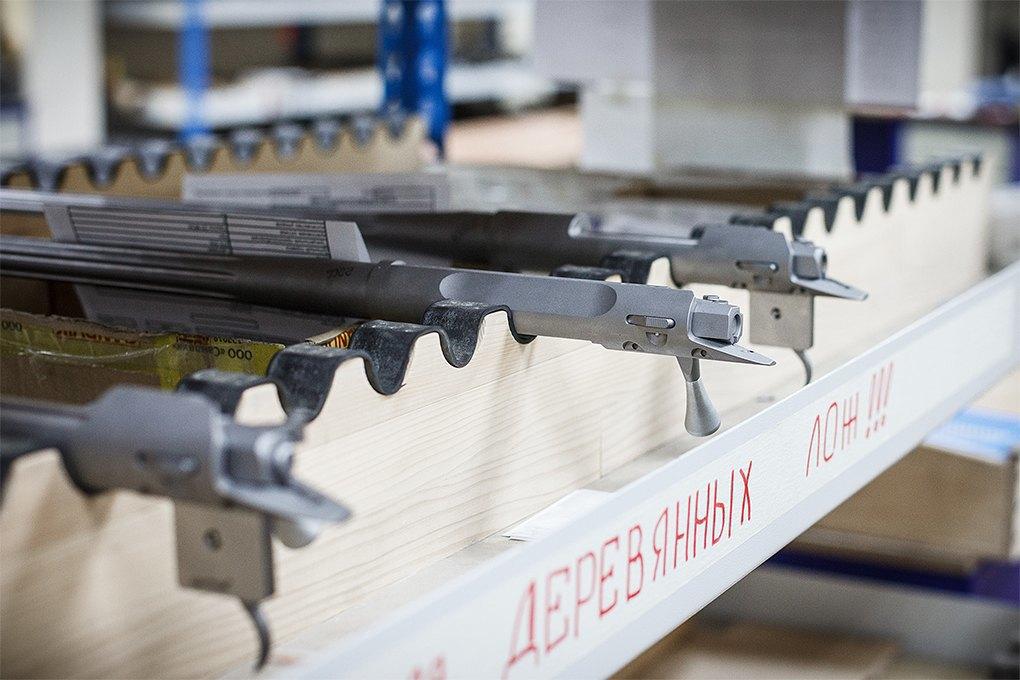 Производственный процесс: Как делают винтовки. Изображение № 32.