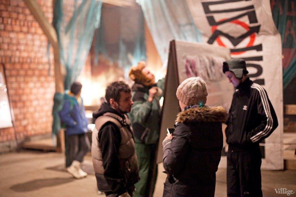 Станция прибывания: Как активисты защищают здания Варшавского вокзала. Изображение № 45.