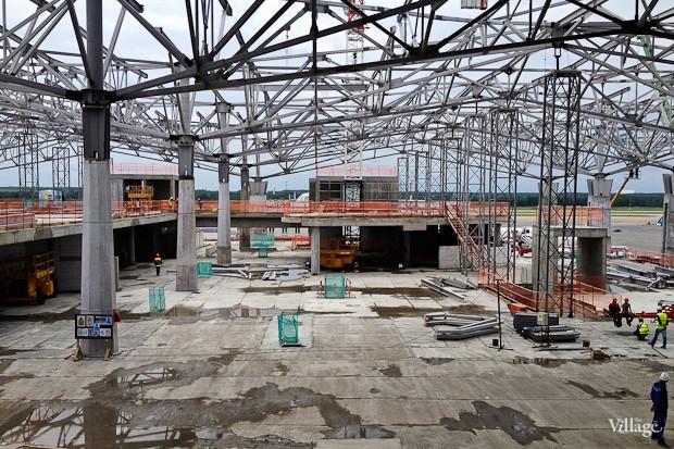 Фоторепортаж: Каким будет новый терминал Пулкова. Изображение № 28.