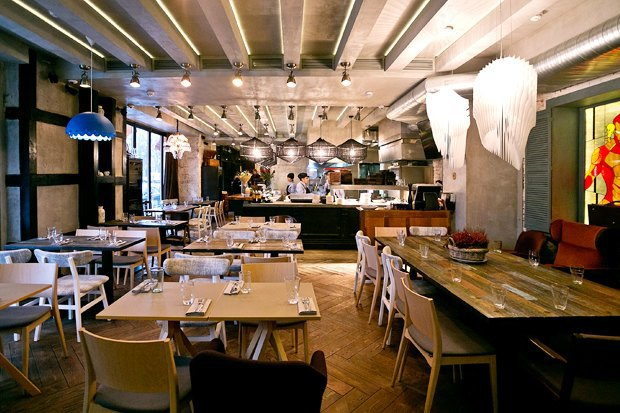 7 кафе, ресторанов, баров ипабов, открывшихся вноябре. Изображение № 1.