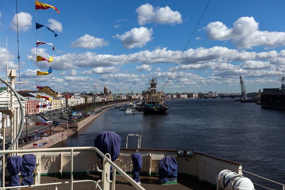 Фестиваль ледоколов вПетербурге. Изображение № 8.