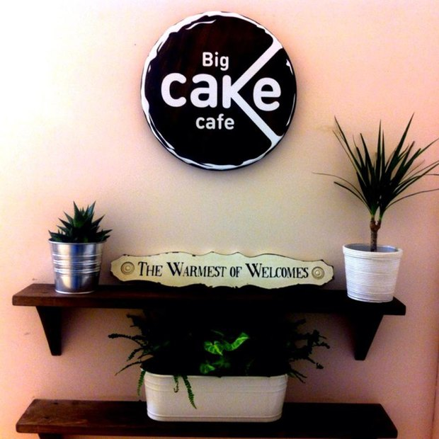 На Рубинштейна открылась кондитерская Big Cake Cafe. Изображение № 1.