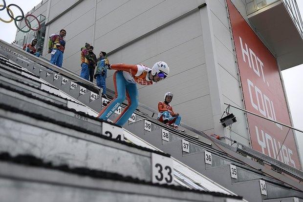 Куда люди смотрят: Что внутри Олимпийских стадионов. Изображение № 57.