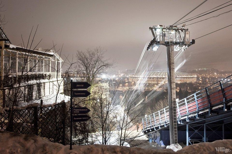 Лучший вид на этот город: 7 смотровых площадок вМоскве. Изображение № 28.