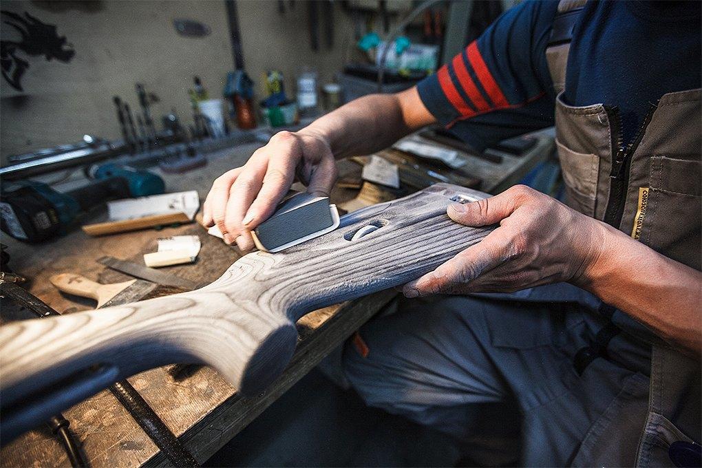 Производственный процесс: Как делают винтовки. Изображение № 26.