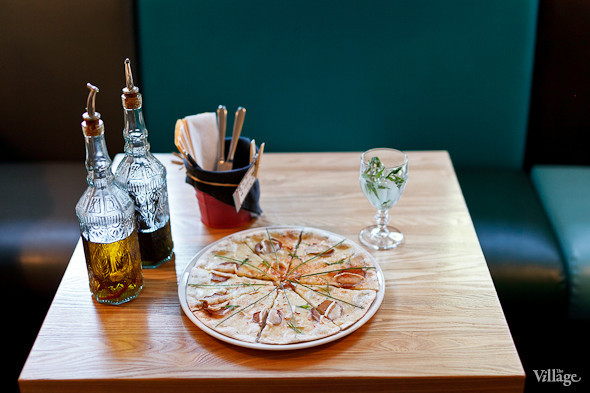 Пицца деревенская — 250 рублей. Изображение №25.