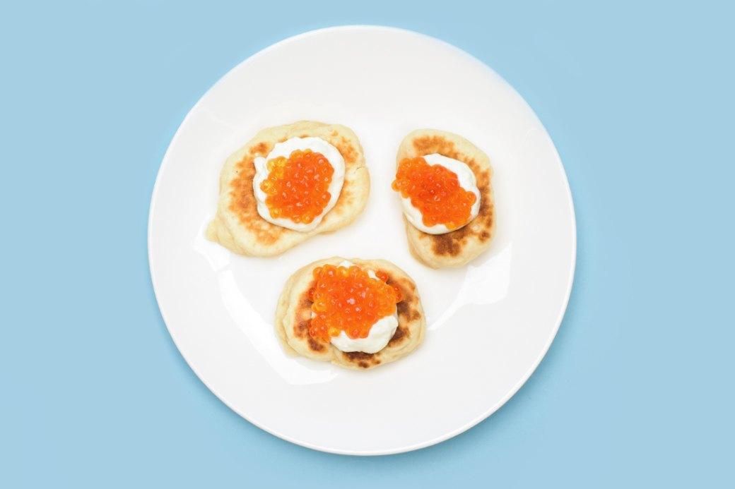 Смёрребрёд иещё пять блюд сикрой для новогоднего стола. Изображение № 12.