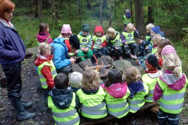 Иностранный опыт: Чем занимаются малыши в детских садах Осло, Брюсселя, Парижа и Цуга. Изображение № 3.