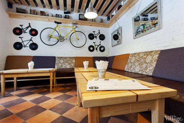 Новое место (Киев): Druzi Cafe. Зображення № 5.