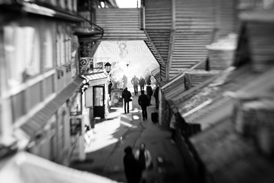 Камера наблюдения: Москва глазами Анастасии Брюхановой. Изображение №10.