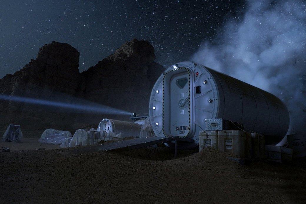 The Village смотрит «Марсианина» вместе снаучными сотрудниками МФТИ. Изображение № 7.