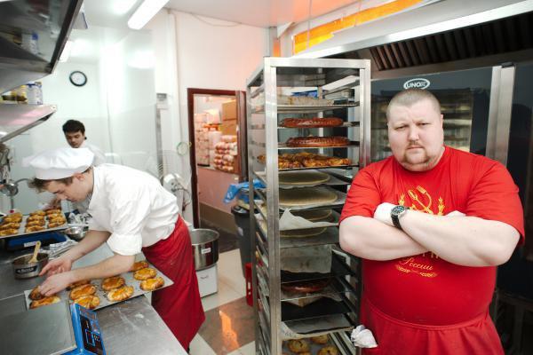 В Петербурге открывается сеть кулинарных дискаунтеров Gusli. Изображение № 3.