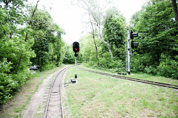 Фоторепортаж: В Киеве открылся сезон на детской железной дороге. Зображення № 29.