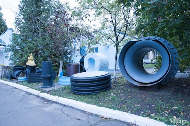 Дело труба: В Киеве открыли Музей канализации. Зображення № 1.