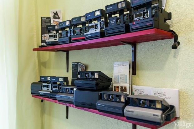 На полках: Магазин винтажных фотокамер Fotovramke. Зображення № 3.