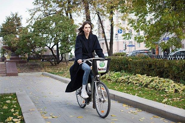Эксперимент: Может ли прокатный велосипед стать альтернативой автомобилю в Москве. Изображение № 1.