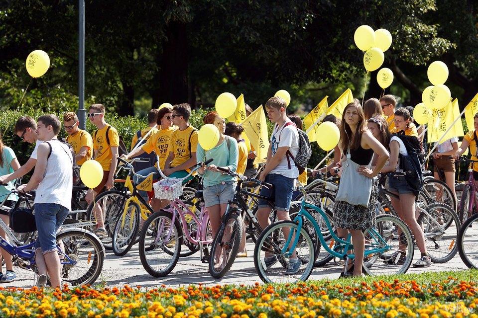 Люди в городе: Участники фестиваля «За велогород». Изображение № 10.