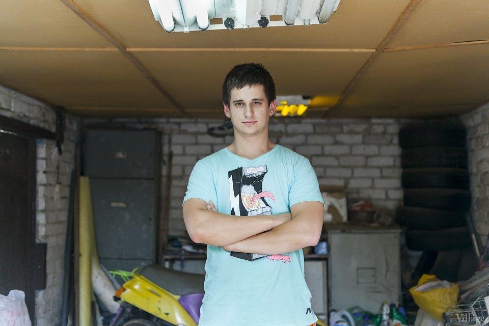 Сделай хлам: Что горожане хранят в гаражах. Изображение № 35.