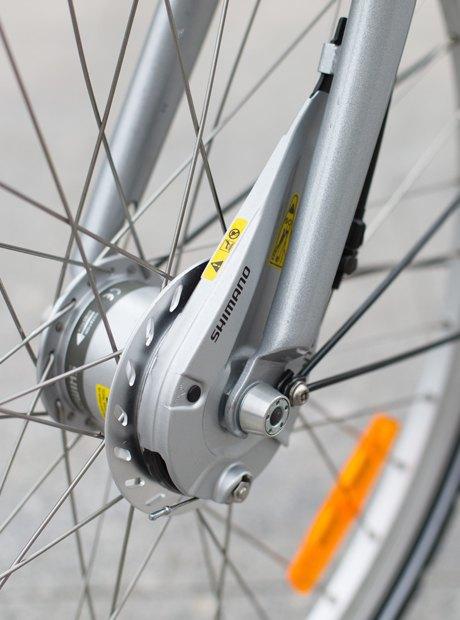 Тест-драйв новых велосипедов городскогопроката. Изображение № 15.