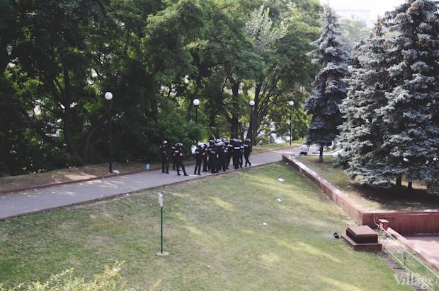Copwatch: Действия милиции возле «Украинского дома». Зображення № 5.