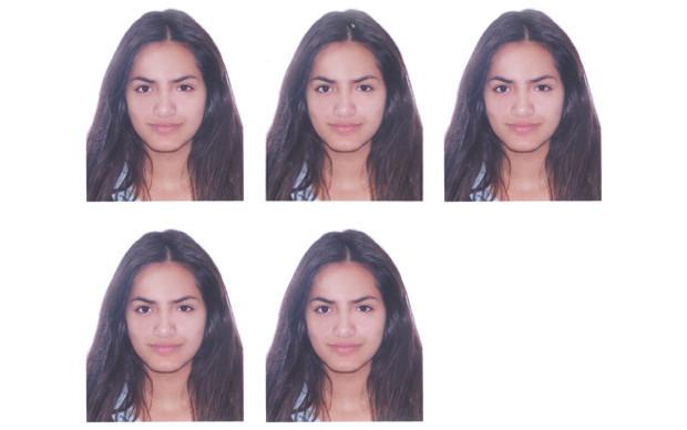 Эксперимент The Village: Как фотографируют на паспорт. Изображение №4.
