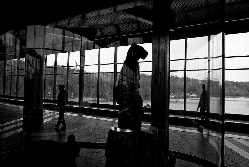Камера наблюдения: Москва глазами Сергея Мостовщикова. Изображение №17.