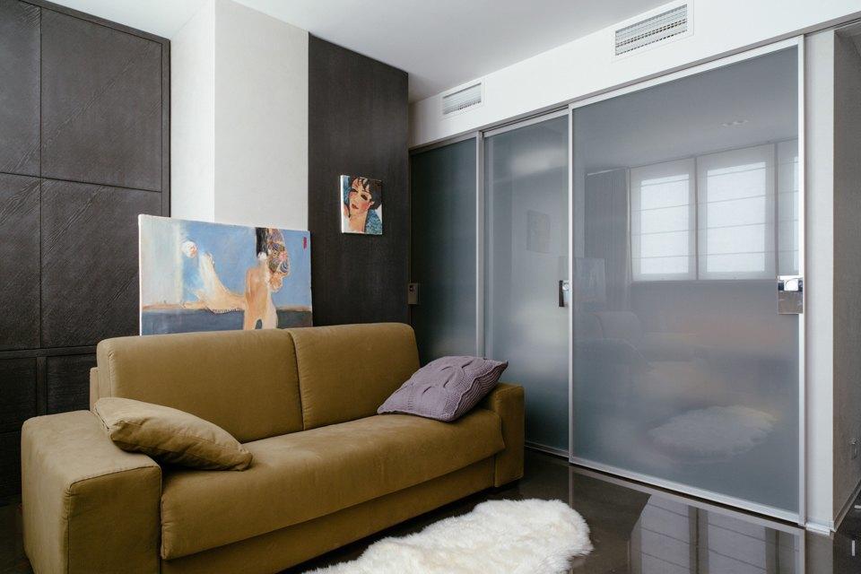 Трёхкомнатная квартира сэклектичным интерьером. Изображение № 12.