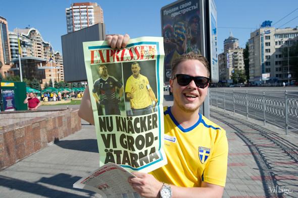 По домам: Шведы прощаются с Киевом. Зображення № 10.