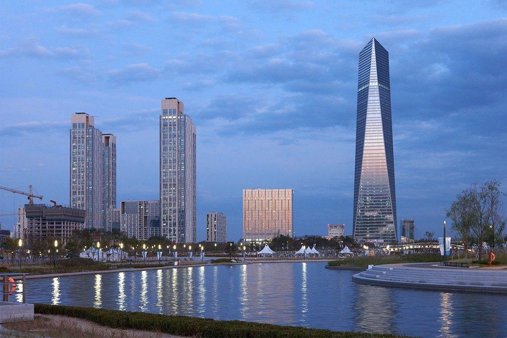 Hopes Tech: 10 самых впечатляющих строек XXI века. Изображение № 24.