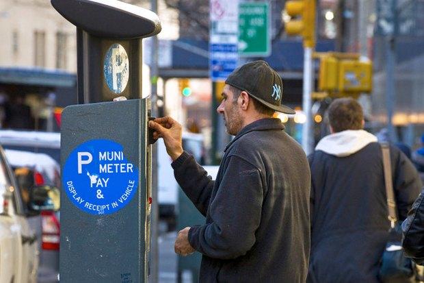 Как у них: Жители 5 столиц оплатных парковках. Изображение № 14.