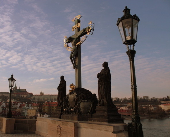 скульптуры Карлова моста. Изображение № 11.