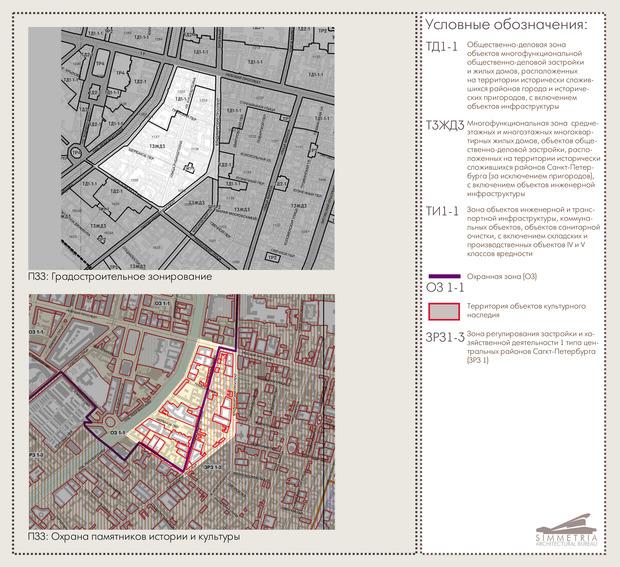 Архитекторы предложили проект реконструкции Рубинштейна. Изображение № 3.