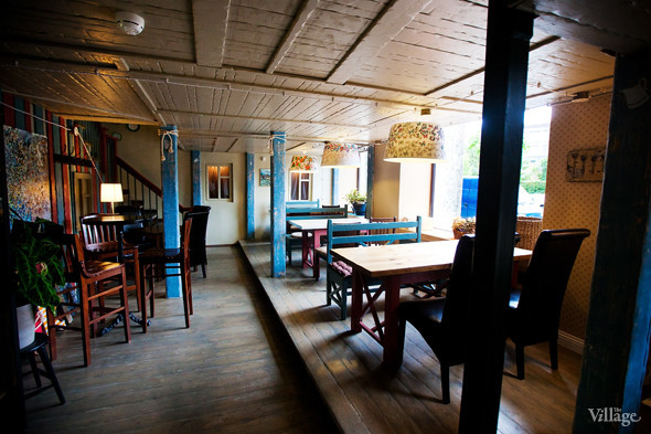 Новое место: Ресторан Porto. Изображение № 6.