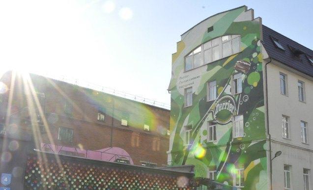 Покрашено: Как город разрешил стрит-арт. Изображение № 12.