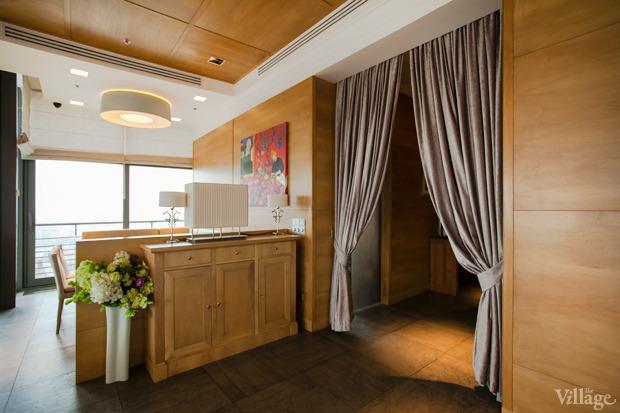 Новое место (Киев): Панорамный ресторан Matisse. Зображення № 2.
