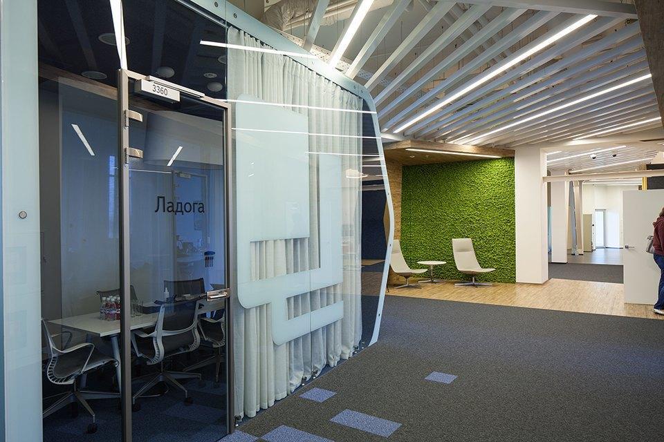 Новый этаж штаб-квартиры «Яндекса». Изображение № 7.